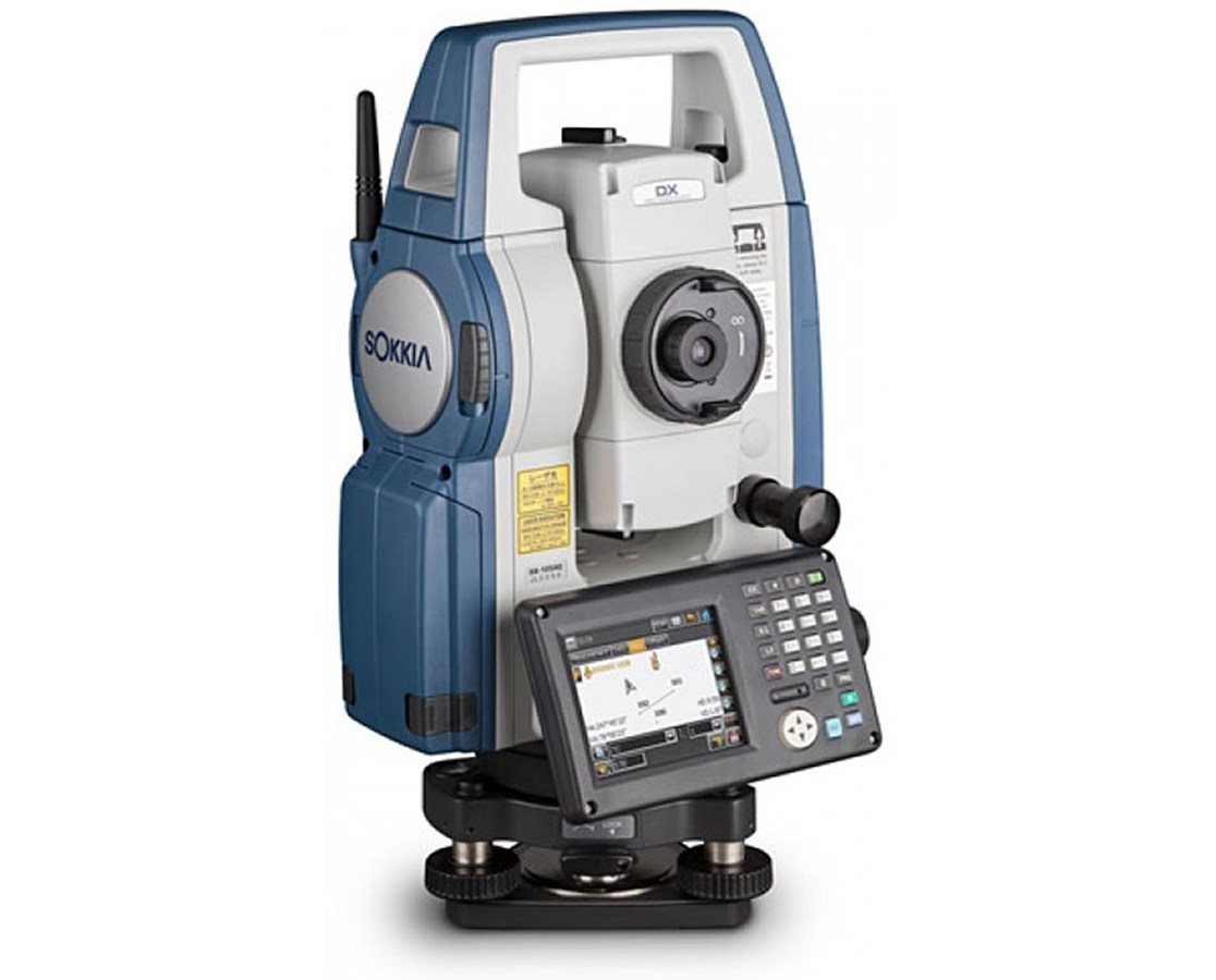 Sokkia DX 200 Series Motorized Total Station 213106103
