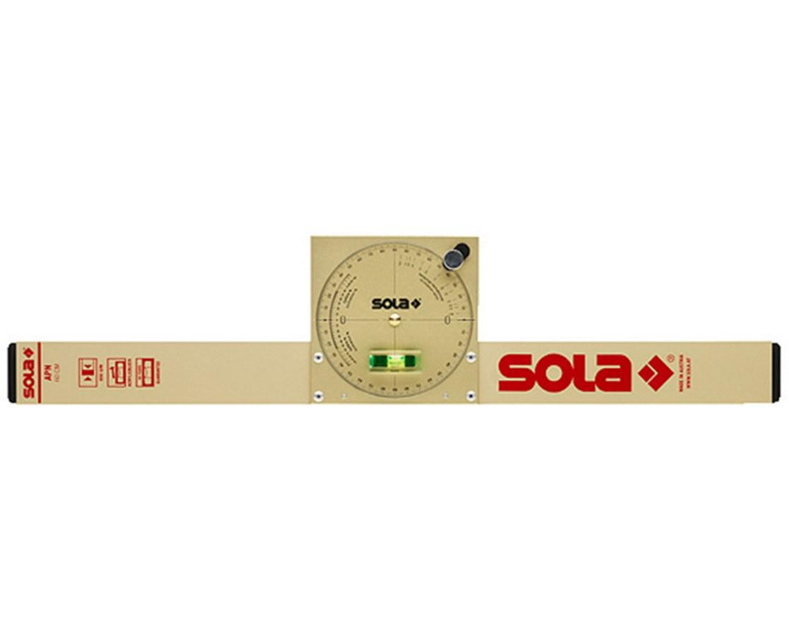 Sola Analog Inclinometer w/Carry Bag
