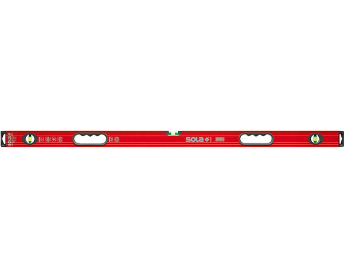 Sola BIG RED Aluminum Box Level w/Handles