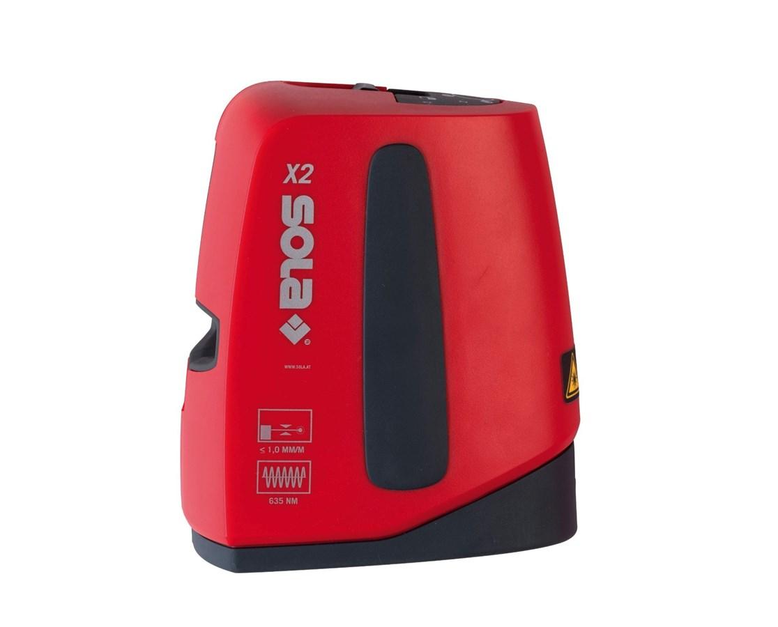 Sola X2 Cross Line Laser