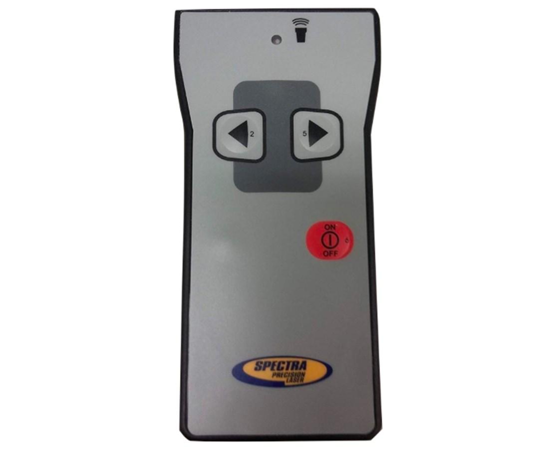 RC501 3 Button Remote Spectra Precision DG511 Pipe Laser