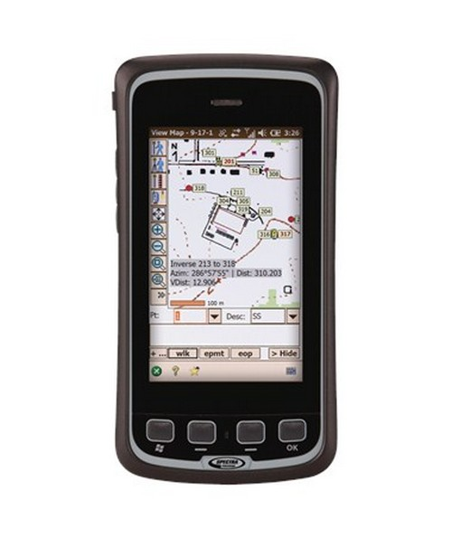 Spectra Precision T41 Handheld Surveying Data Collector
