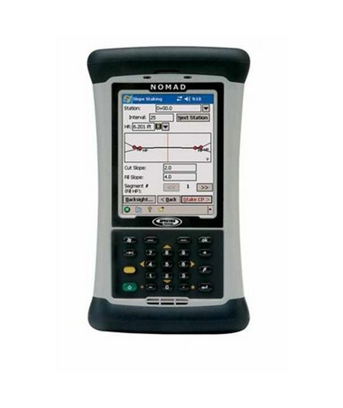 Spectra Nomad 900LD Data Collector with Layout Pro Field Software SPEEG2-SGNHBDF-LP