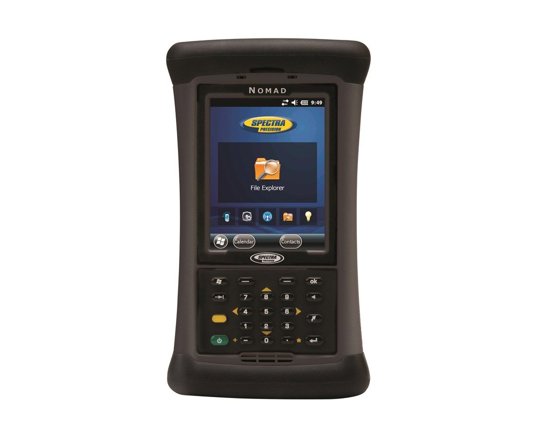 Spectra Nomad 1050 Data Collector EG3-STNLDBF2