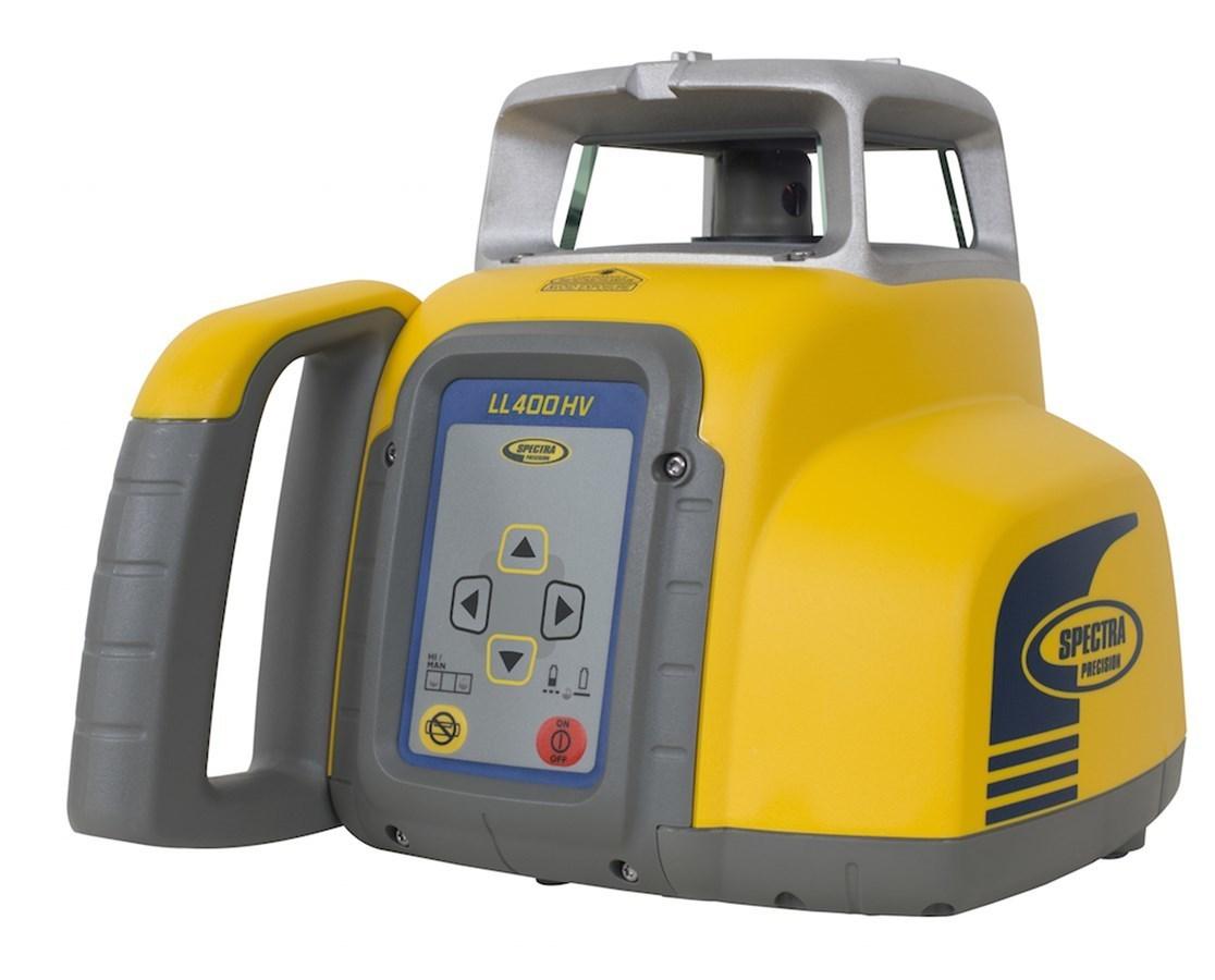 Spectra LL400HV Self Leveling Laser