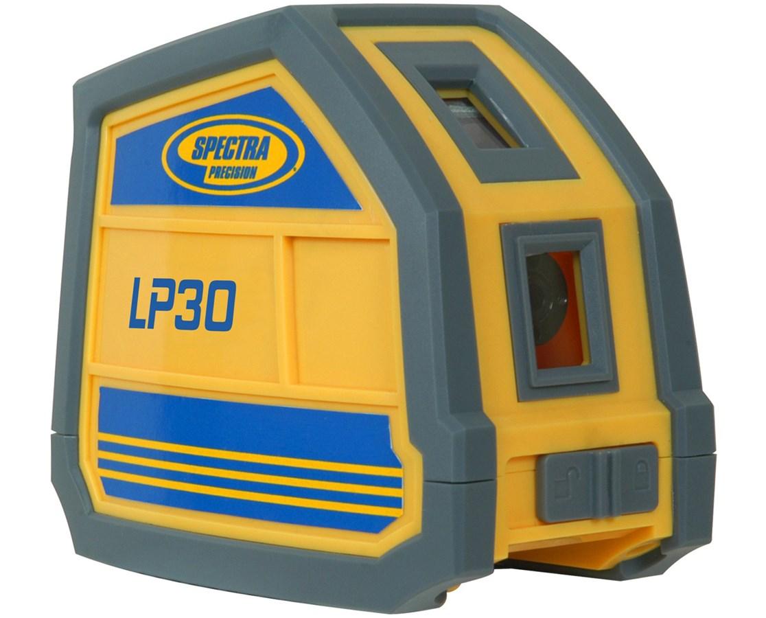 Spectra LP30 3-Point Laser Level
