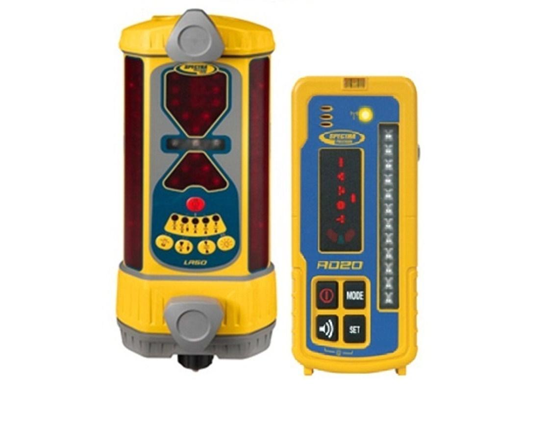 Spectra LR30W Machine Control Receiver SPELR30W