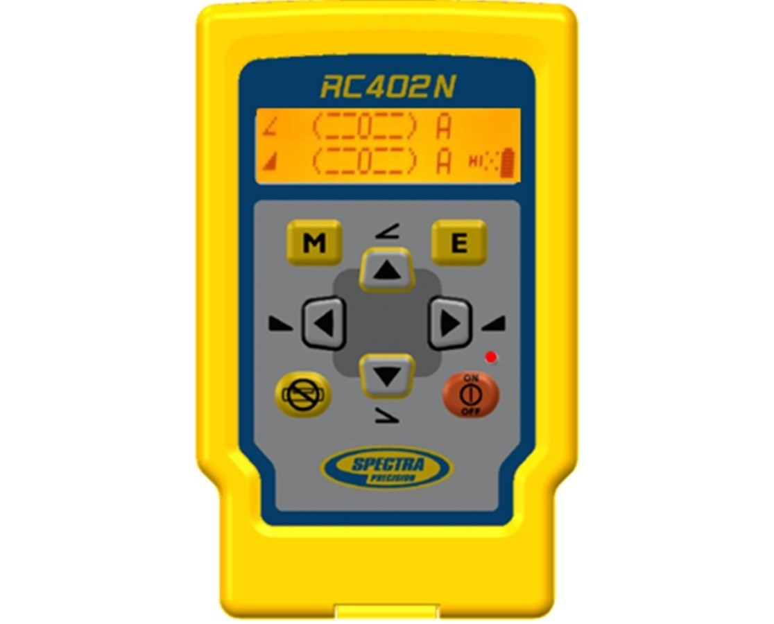 RC402N Remote Control for Spectra Laser Levels