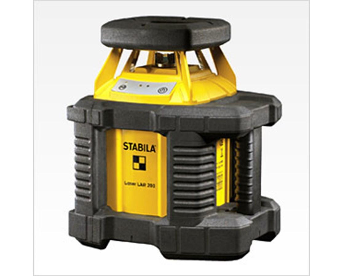 Stabila LAR200 EXTERIOR SELF LEVELING LASER COMPLETE KIT STA05500