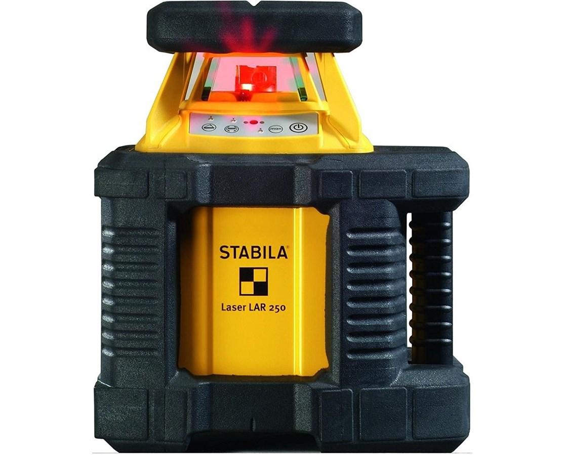 Stabila LAR250 INTERIOR/EXTERIOR LASER BASIC KIT STA05610