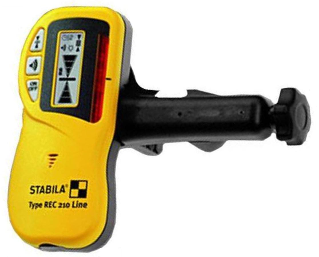 Stabila REC210 RECEIVER W/BRACKET STA07330