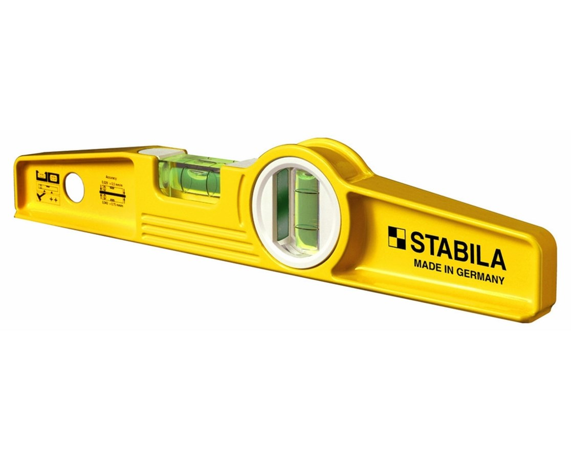 "Stabila MODEL 81S 10"" DIE CAST LEVEL  STA25XXX"
