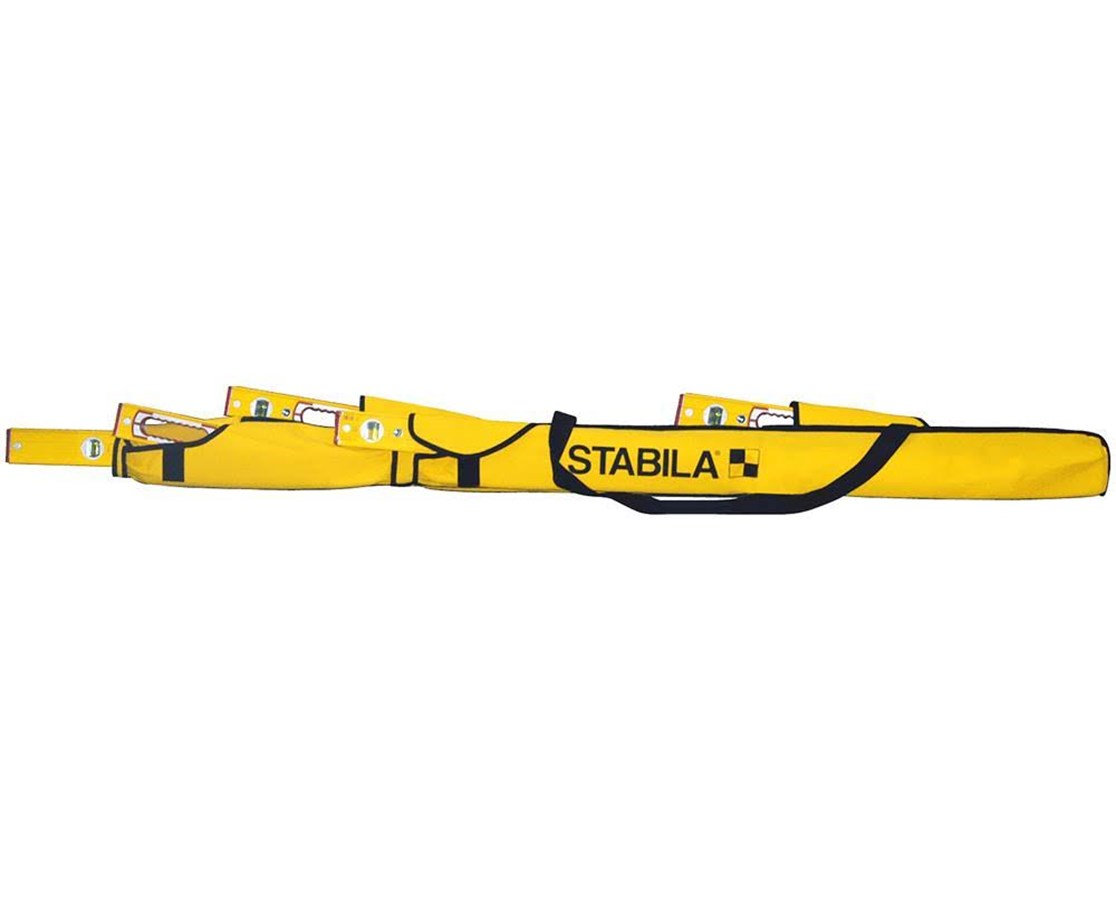 "Stabila 59"", 32"", 24"", 16"", 10"" LEVEL CASE STA30059"