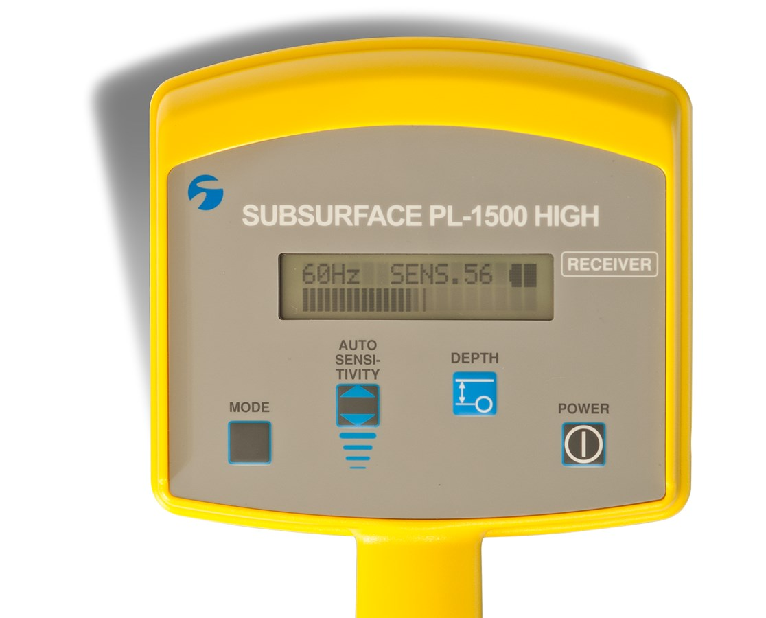 SubSurface Instruments PL-1500 Receiver Only SUBPL-1500R