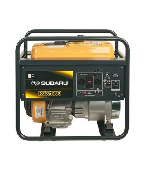 SUbaru 4800 Watt Portable Industrial Generator SUBRGX4800