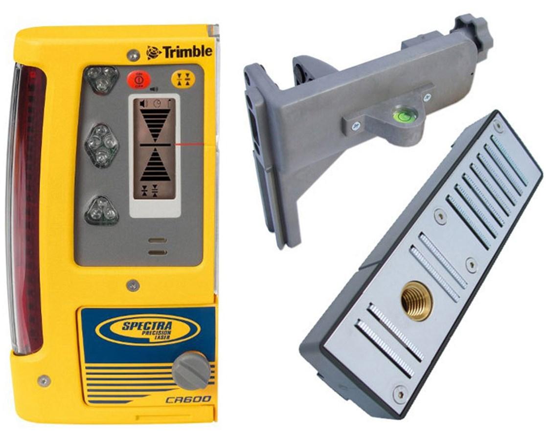 Spectra Precision Laser Receiver CR600 SpeCR600