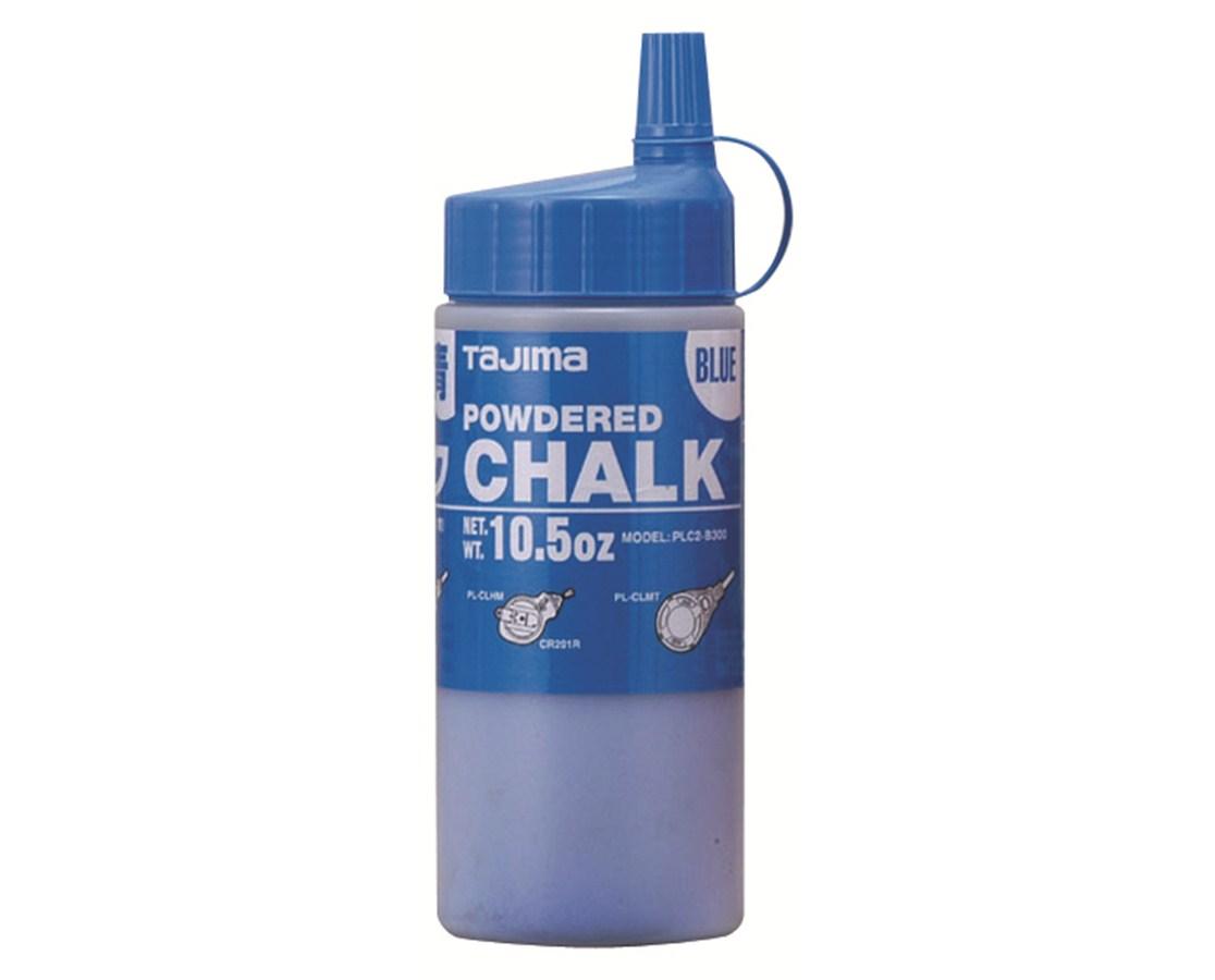 Tajima Micro Chalk, ultra-fine chalk, easy-fill nozzle, 300g / 10.5 oz. TAJPLC2-B300