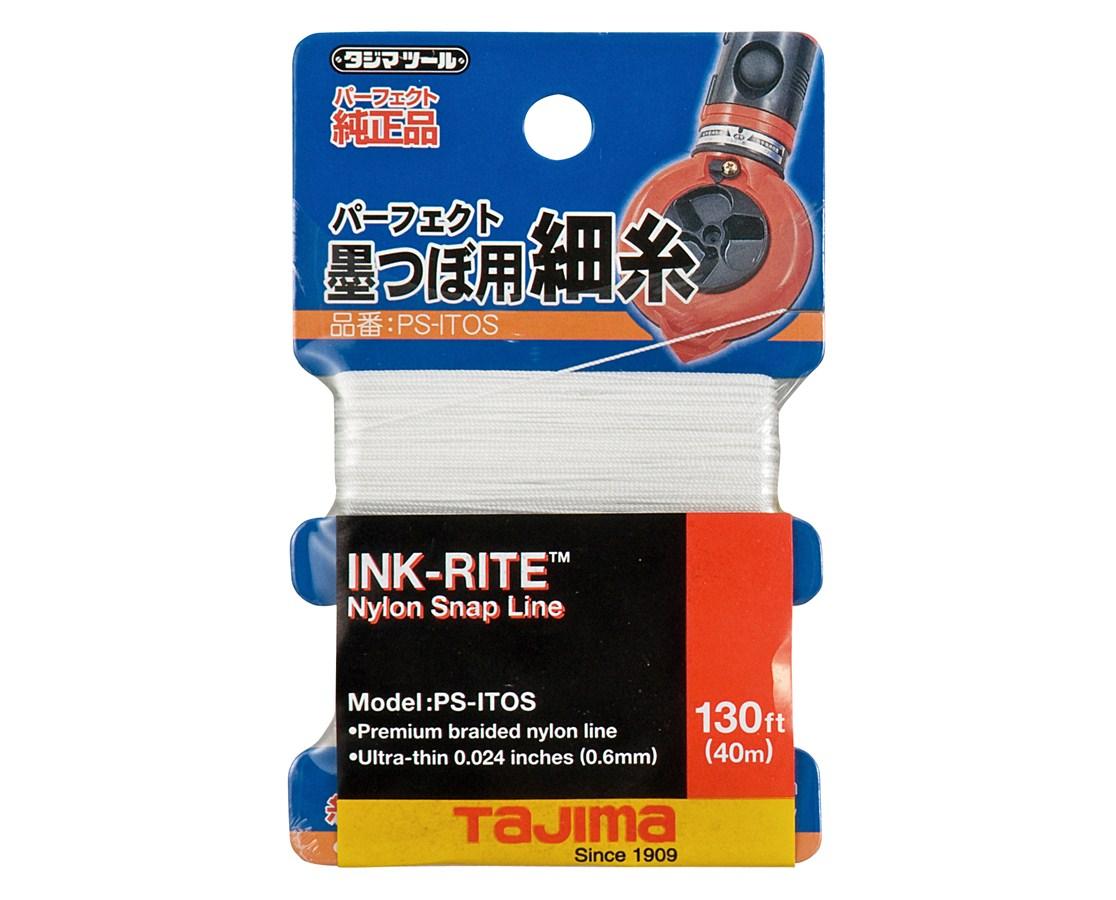 Tajima Ink-Rite®  Replacement Line, braided nylon, 0.6 mm x 40 m / 130 ft. TAJPS-ITOS