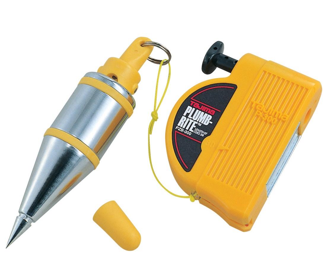 Tajima Plumb-Rite® quick-stabilizing bob TAJPZB-400GP