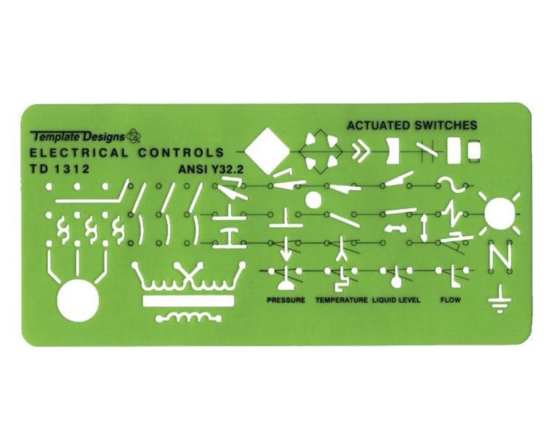 ELECTRONIC CONTROLS TD1312