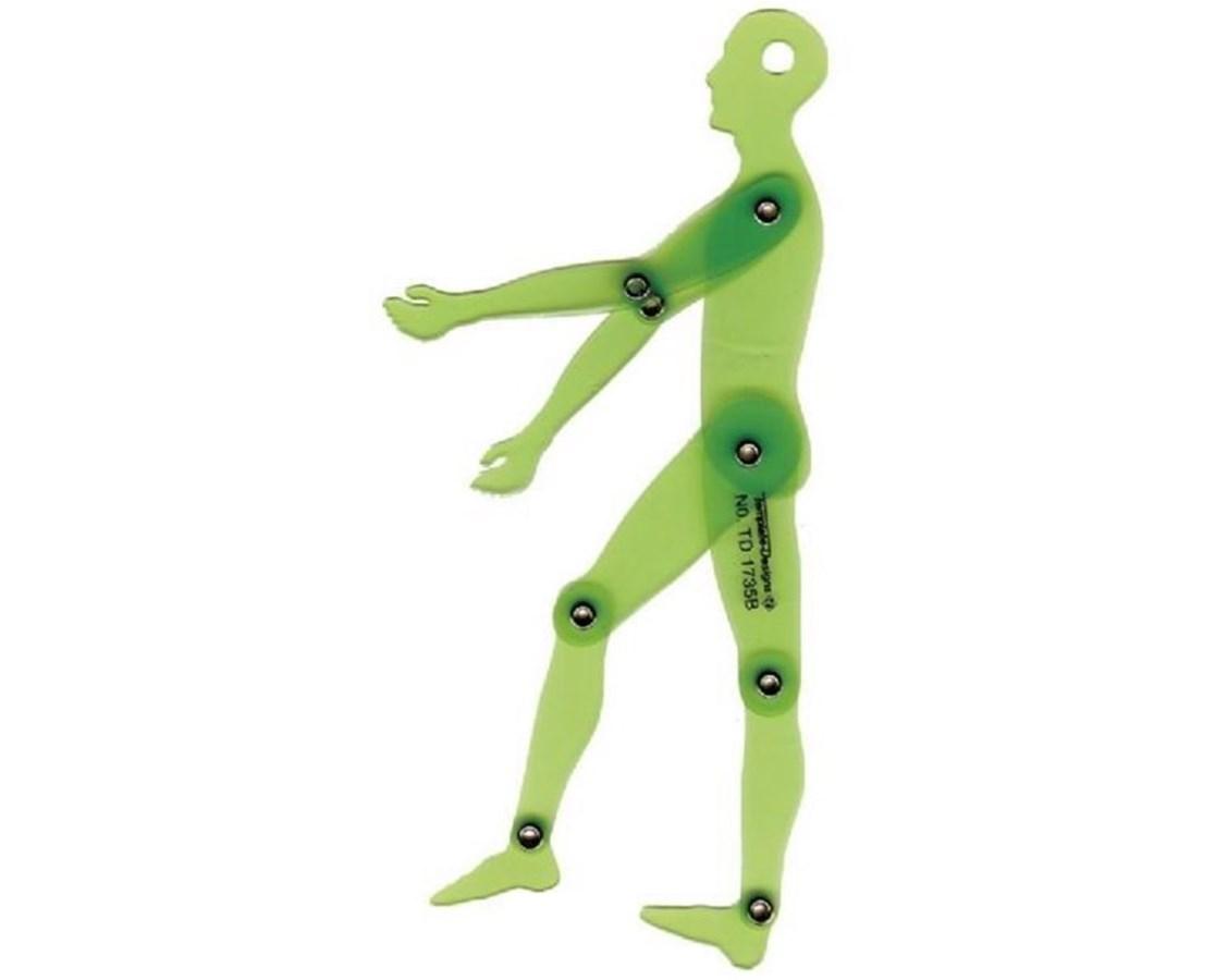 Human Figure Position TD1735B