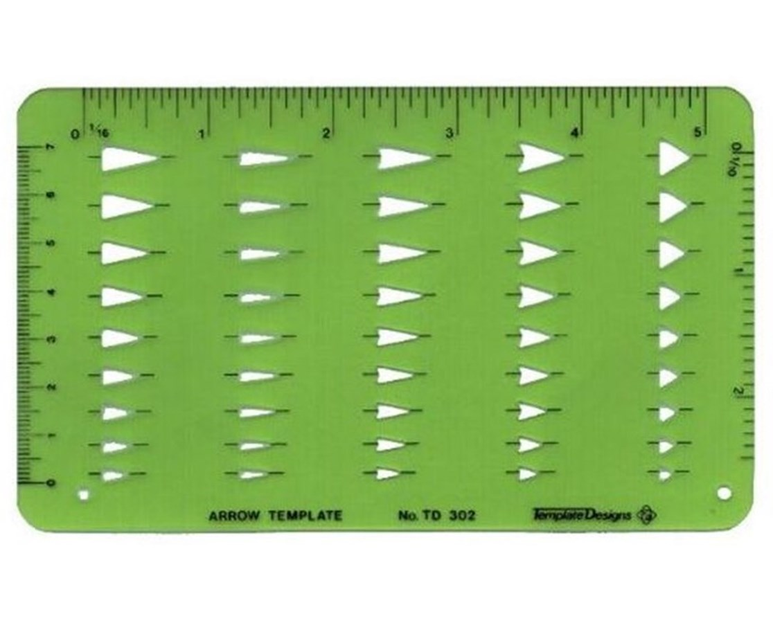 Small Arrow Indicator TD302
