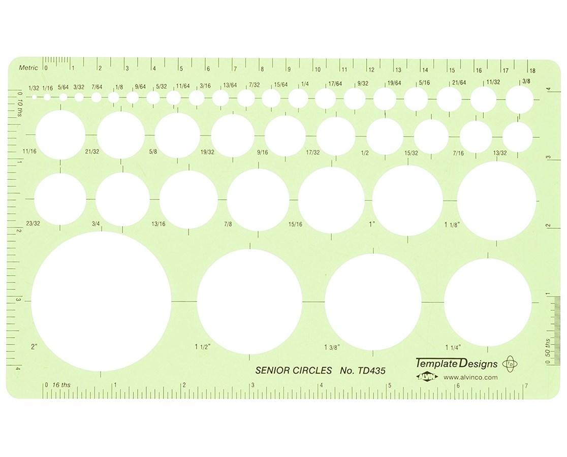 SENIOR CIRCLE GUIDE TD435