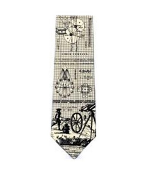 Early Engineering Silk Tie TIE1189