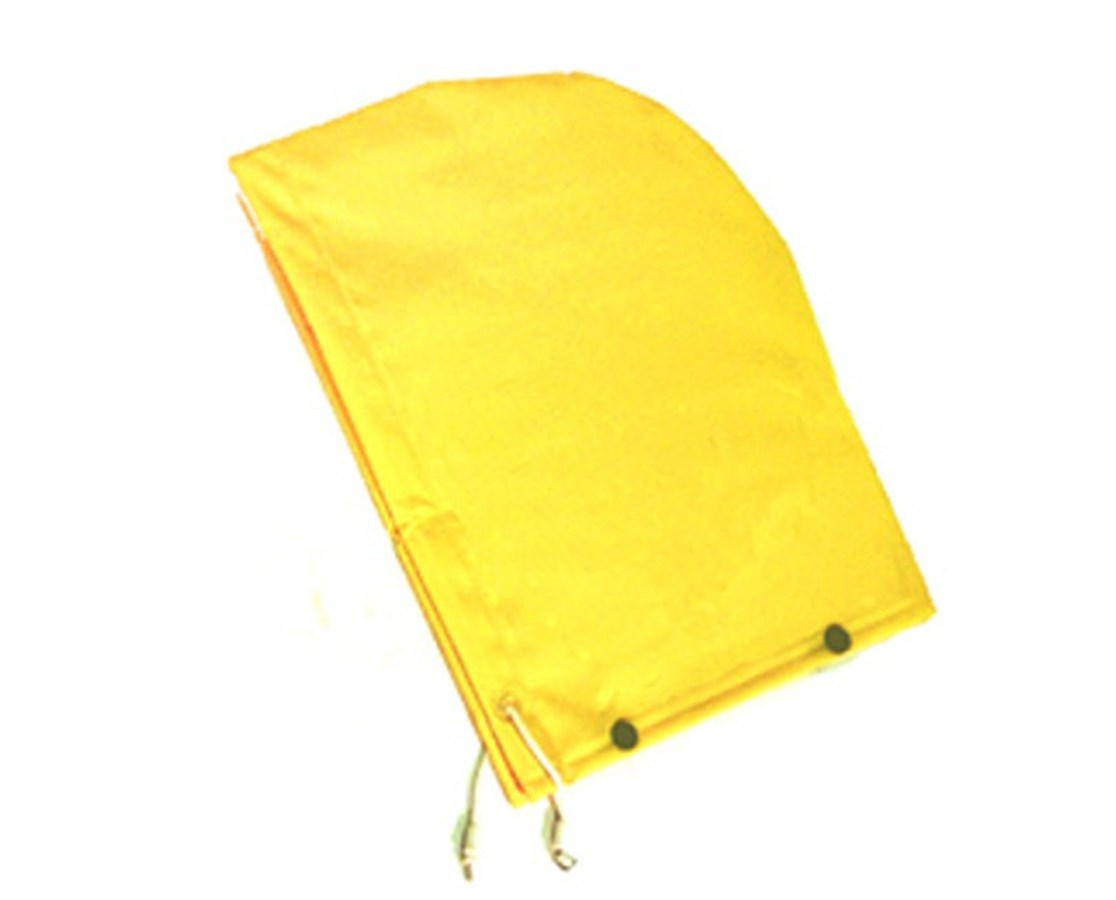 Waterproof Yellow Detachable Hood H31107.LG