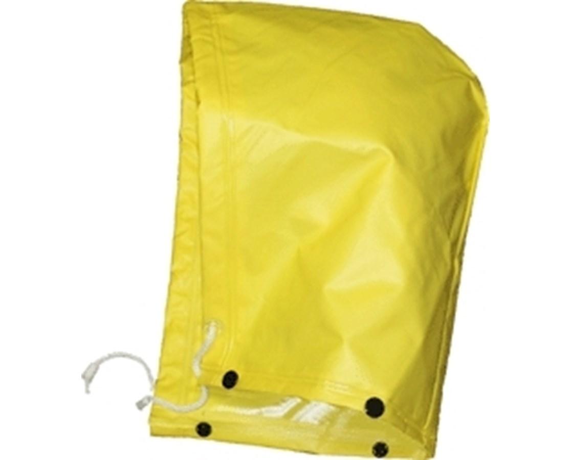 Flame Resistant Yellow Detachable Hood TINH56107