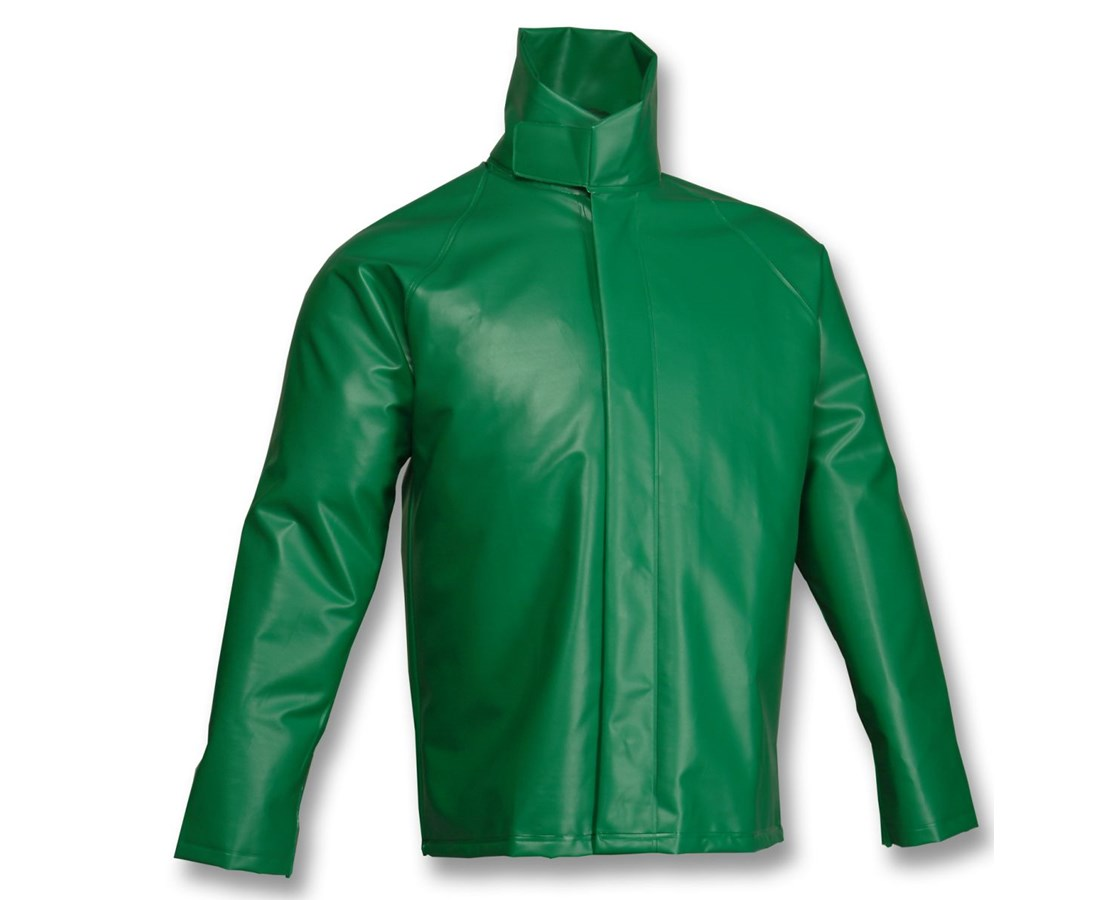 ACID SUIT - Green Jacket - Hood Snaps - Inner Cuffs TINJ41248