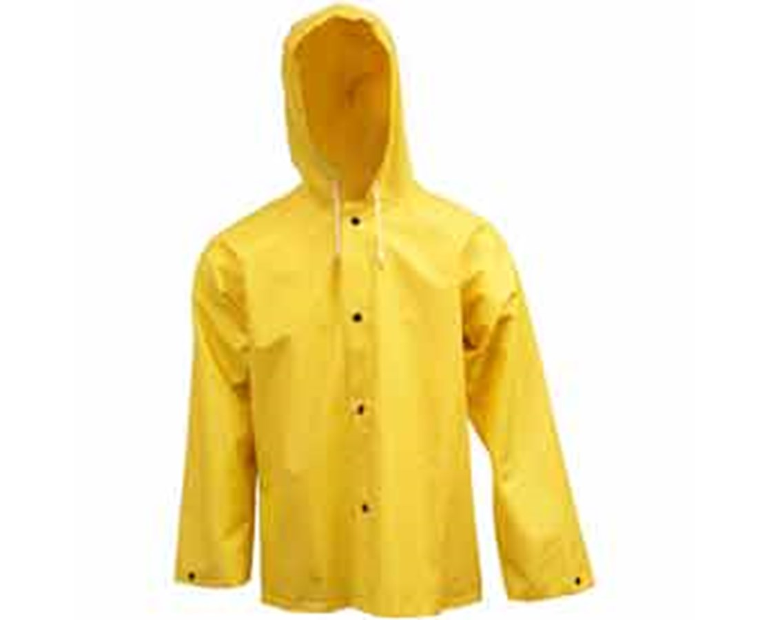 Yellow Jacket - Storm Fly Front - Attached Hood TINJ53107