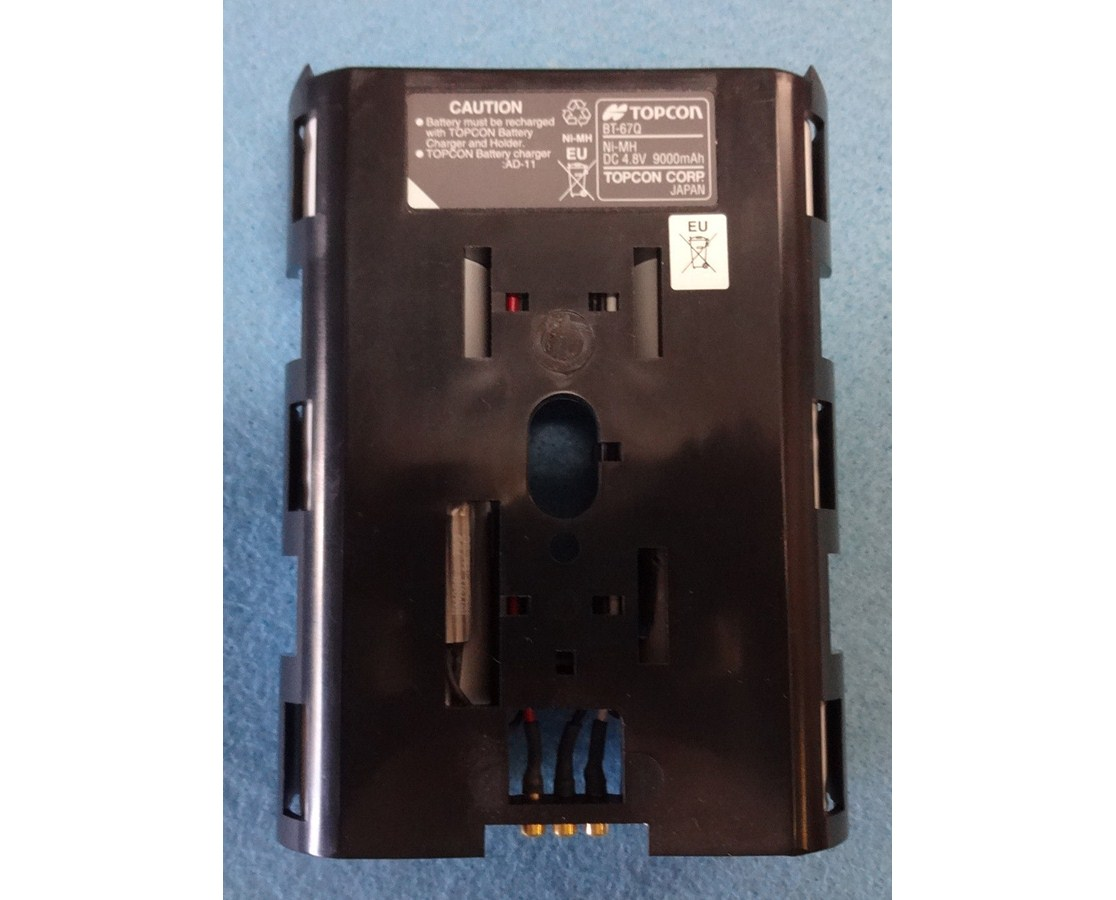 Topcon RL100 Grade Laser Rechargeable NiMH Battery TOP-60659