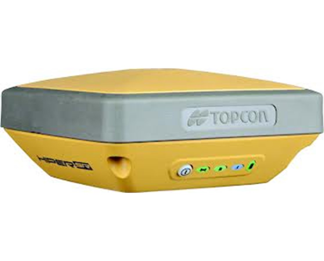 Topcon Basic Hiper SR 10Hz Integrated Long Link GGD Receiver Dual System Kit TOP1000691-01