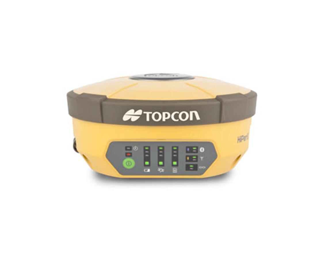 Topcon HiPer V Integrated Receiver Digital UHFII 440-470 Base & Rover Kit