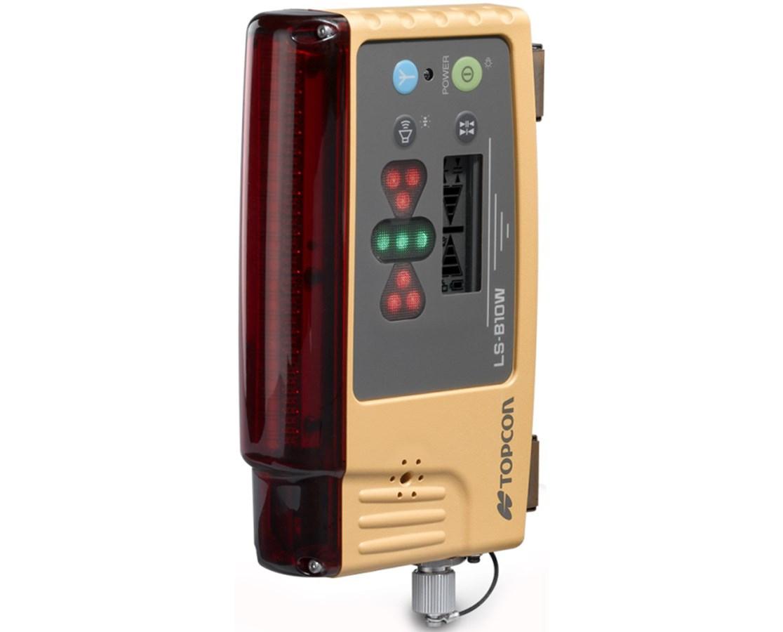 Topcon LS-B10W Wireless Machine Control Laser Receiver TOP312660111
