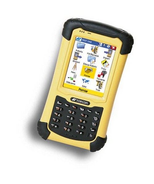 Topcon FC-236 Handheld Surveying Field Controller w/TopSURV TOP60967