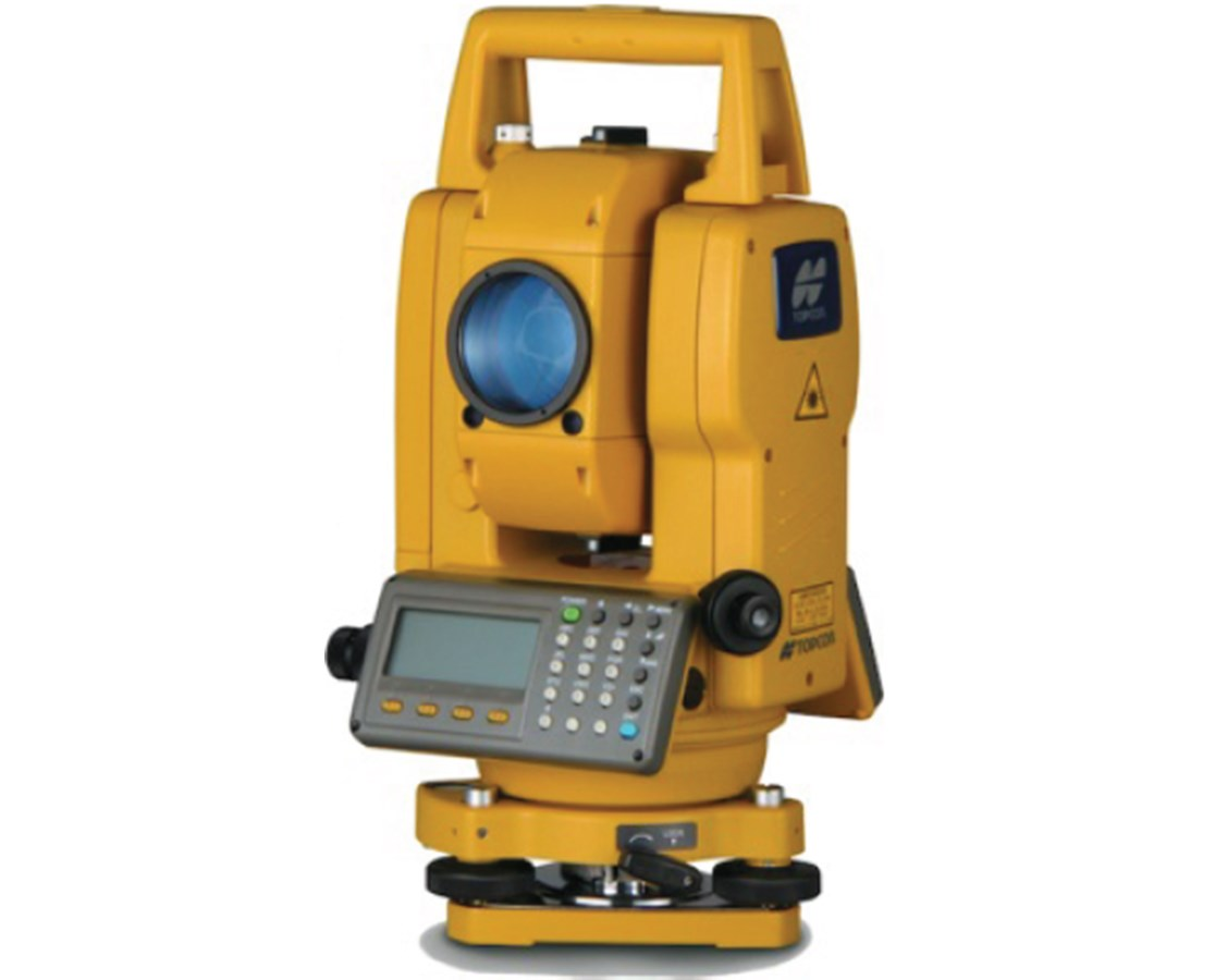 Topcon GPT-3500LN/LNW Reflectorless Total Station 710167131