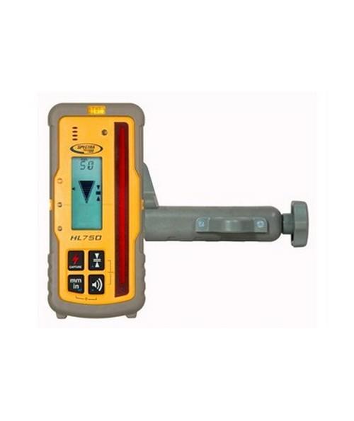 Spectra Precision Laser HL750 Laserometer Detector TRIHL750