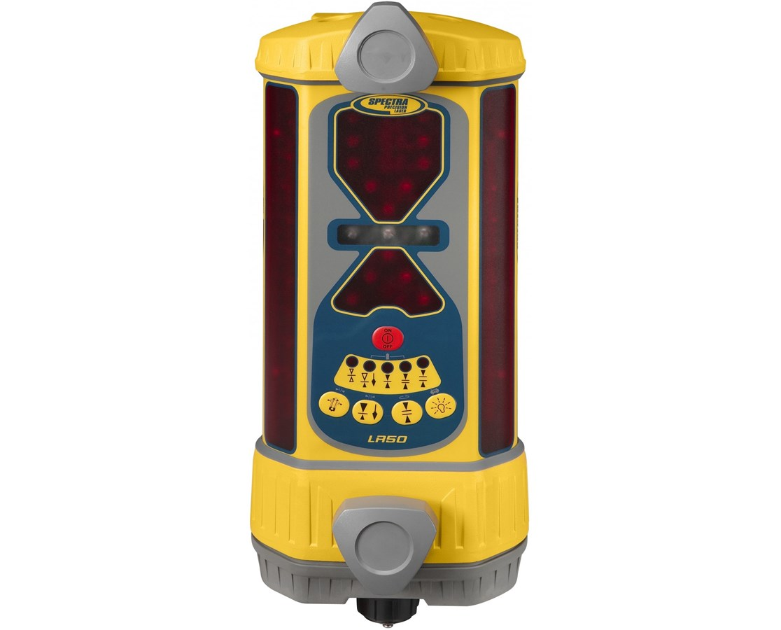 Spectra LR50 Machine Control Receiver