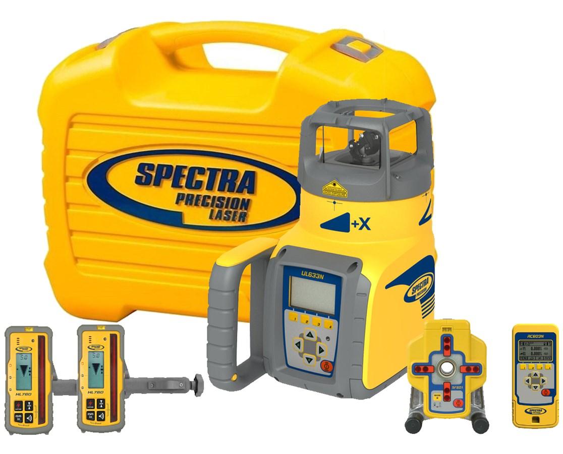 Spectra UL633 Universal Grade Laser