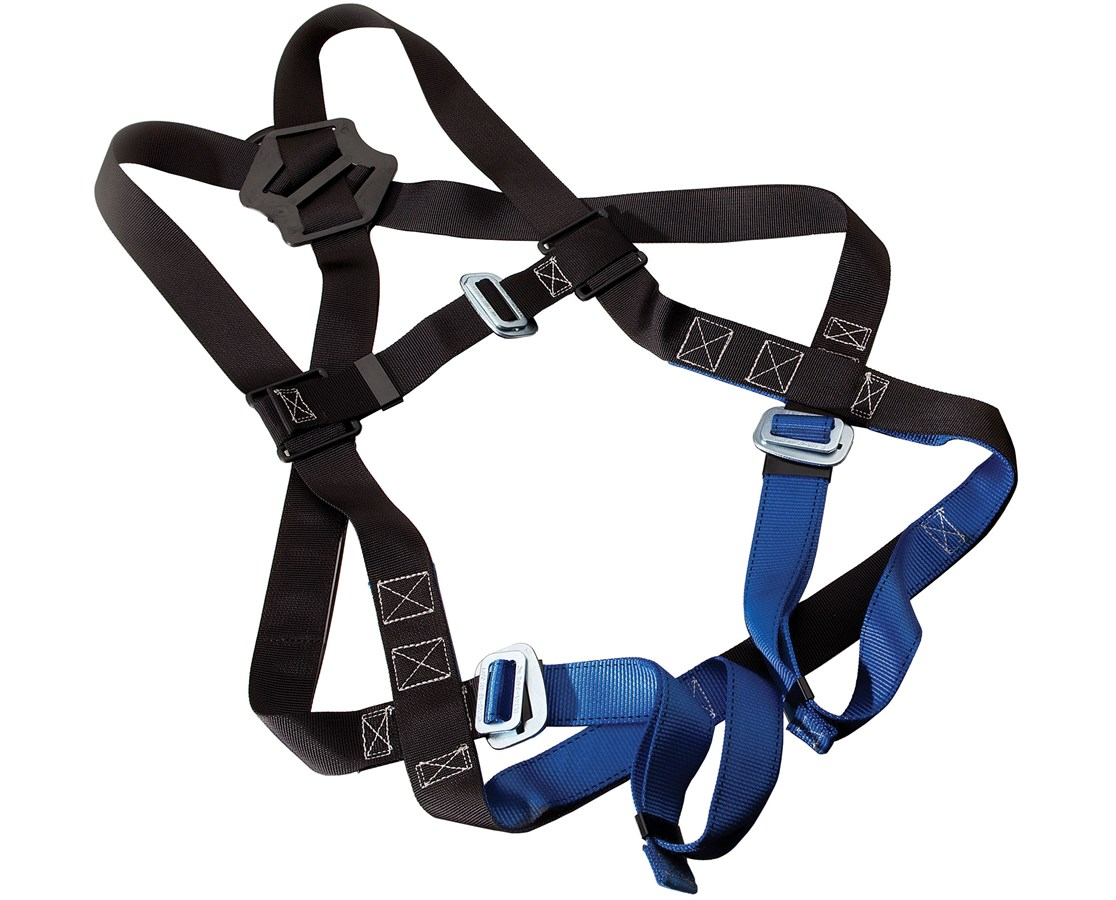 Ultra-Safe Econo Harness with Single D-ring ULTE-96305N