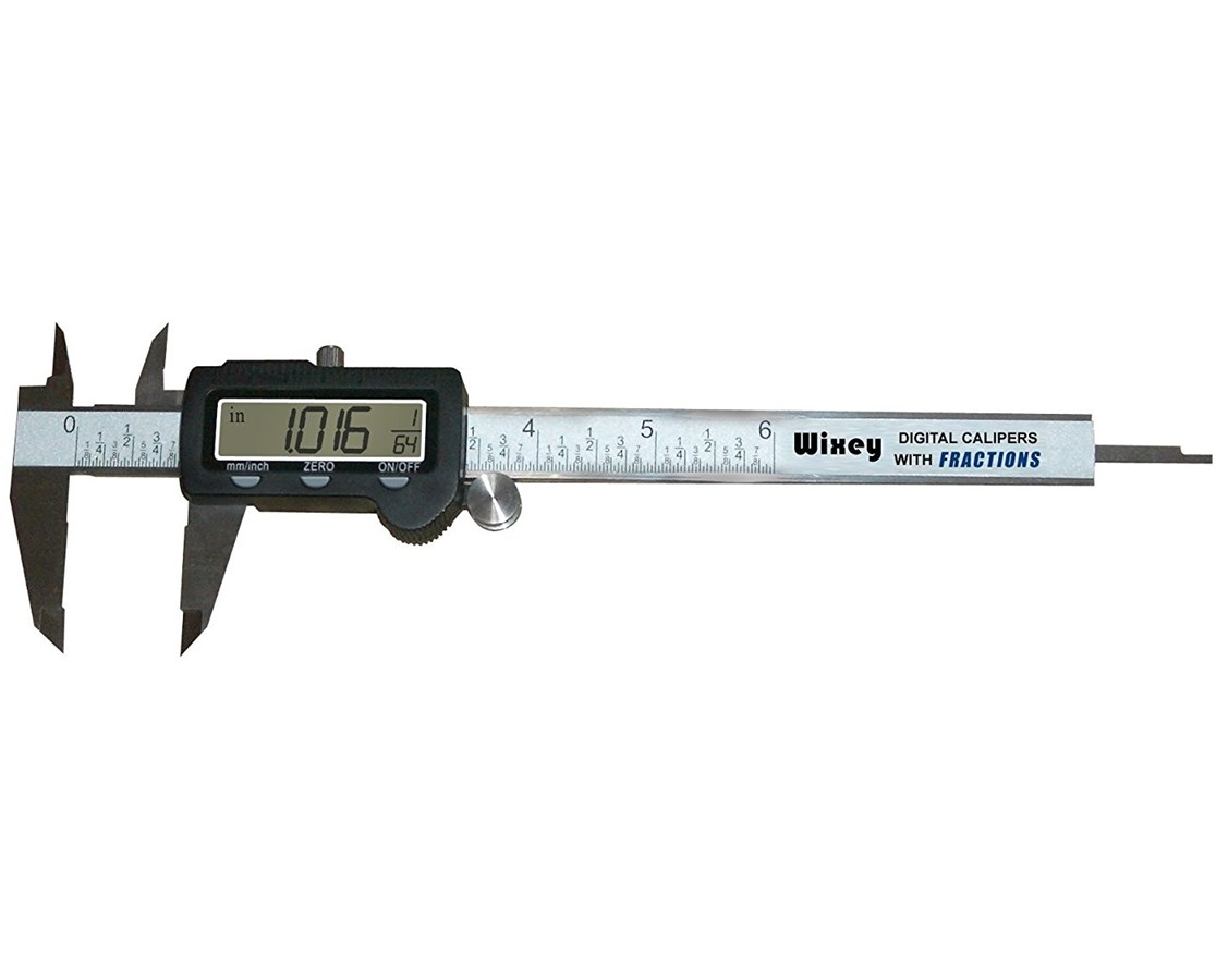 Wixey Digital Fraction Calipers WIXWR100