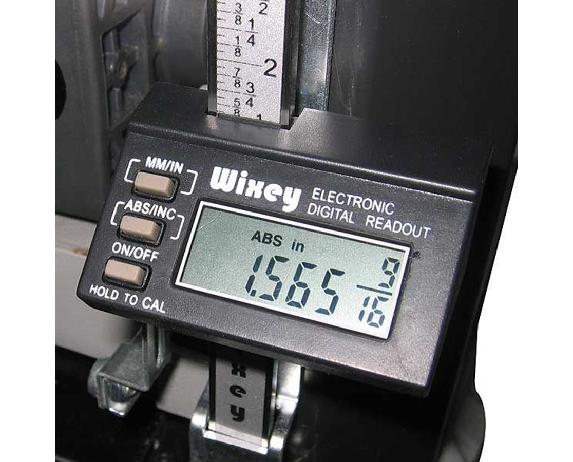 Wixey Digital Planer Readout  WIXWR510