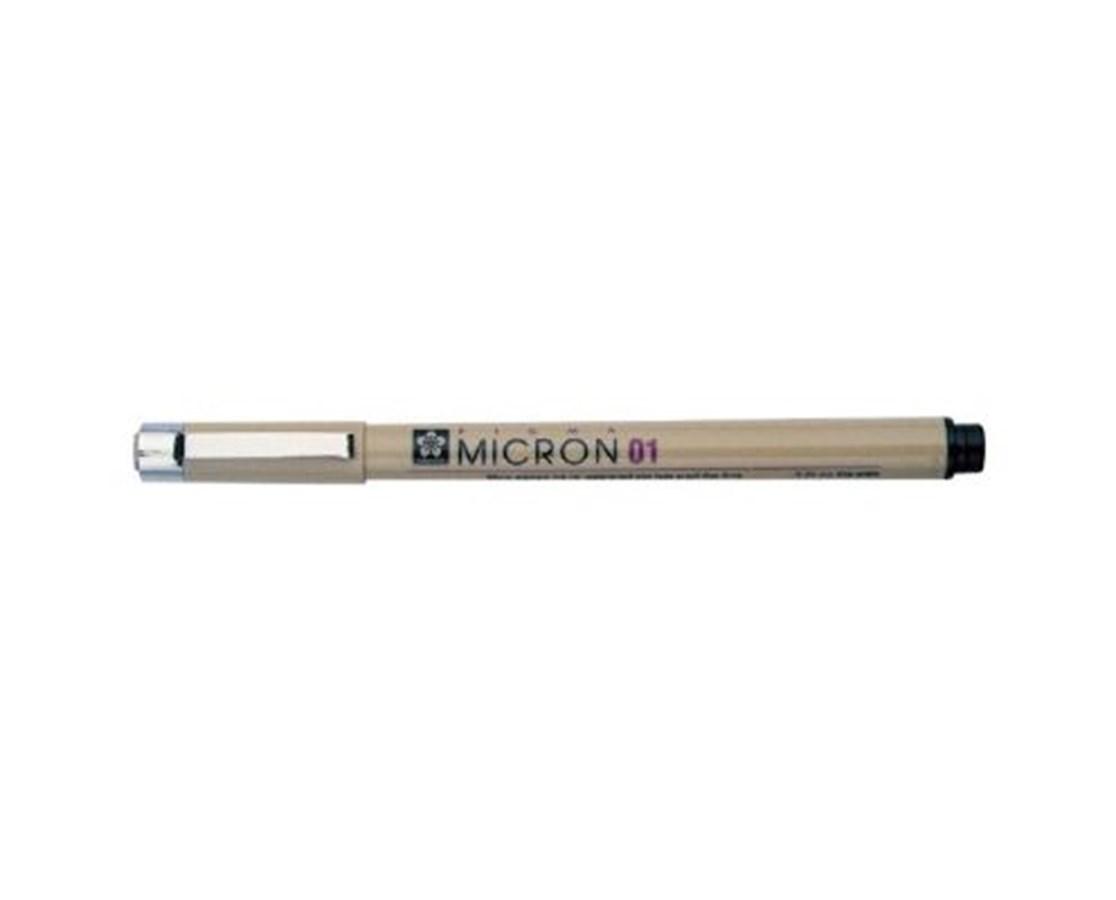 PEN MICRON .50MM RED XSDK08-19