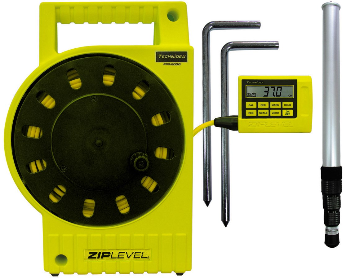 ZIPLEVEL PRO-2000 High Precision Altimeter ZIPPRO-2000