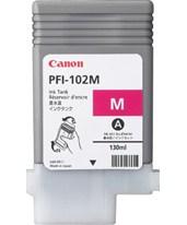 PFI-102M - Dye Magenta Ink Tank 130ml 0897B001AA