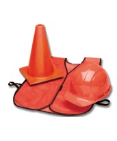 Safety Cap-Orange 23-501