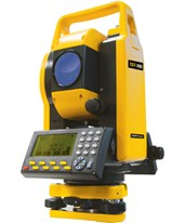 CST Berger CST205 5 Second Total Station 56-CST205