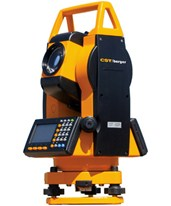CST/Berger Reflectorless Total Station (2-Second) 56-CST302R